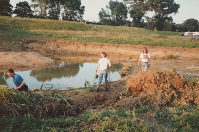 Pond 1991