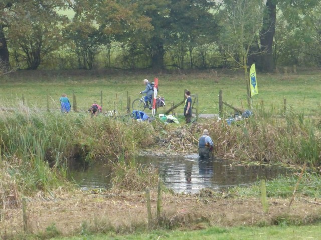 York TCV working at Pond 30102014