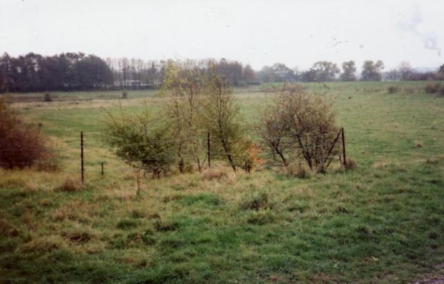 Reservoir basin 1991