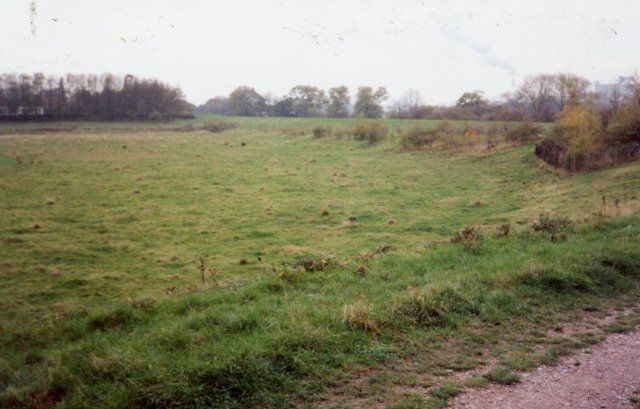 Reservoir basin 1991